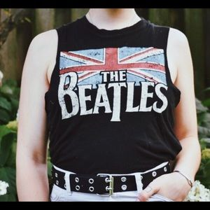 Forever 21 The Beatles Muscle Tank